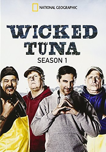 Wicked Tuna Season 1 DVD