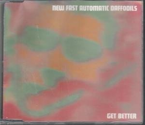 New Fast Automatic Daffodils Get Better (martin Hannett Mixes) Pigeonhole I
