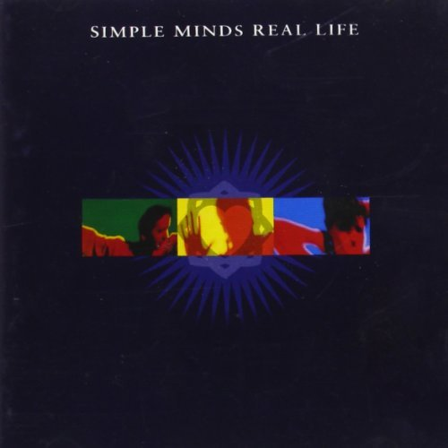 Simple Minds Simple Minds Real Life Virgin Cdv 2660 Virg