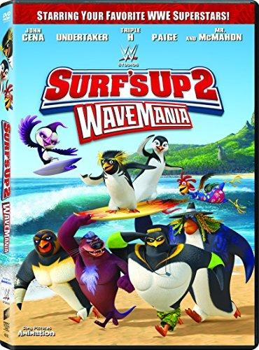 Surf's Up 2 Wave Mania Surf's Up 2 Wave Mania DVD Pg