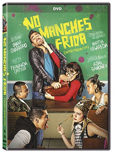 No Manches Frida No Manches Frida DVD Pg13
