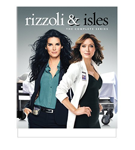 Rizzoli & Isles Complete Series DVD