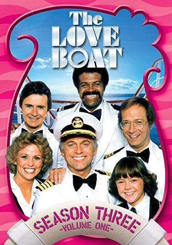 Love Boat Season 3 Volume 1 DVD