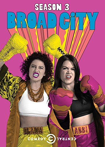 Broad City Season 3 DVD