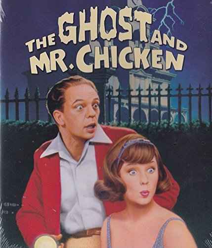 Don Knotts Dick Sargent The Ghost And Mr. Chicken