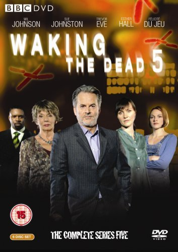 Trevor Eve Sue Johnston Wil Johnson Esther Hall Fã Waking The Dead Series 5 [region 2]