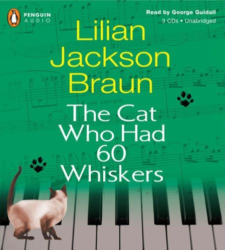 Lilian Jackson Braun Cat Who Had 60 Whiskers The