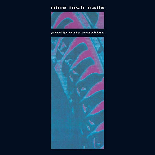 "Nine Inch Nails Pretty Hate Machine Black ""as Your Soul"" Vinyl"