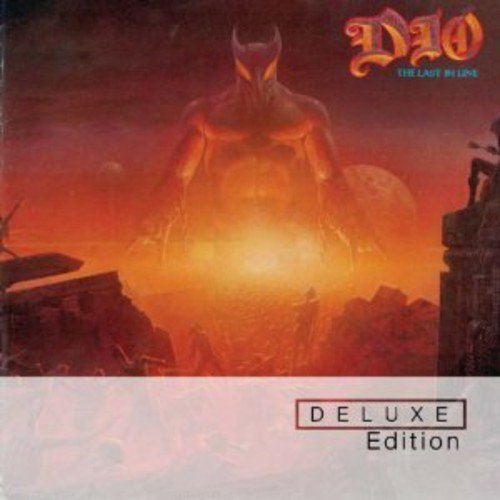 Dio Last In Line Deluxe Edition Import Eu 2 CD