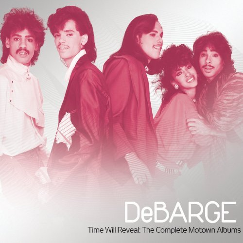 Debarge Time Will Reveal Complete Mot 3 CD