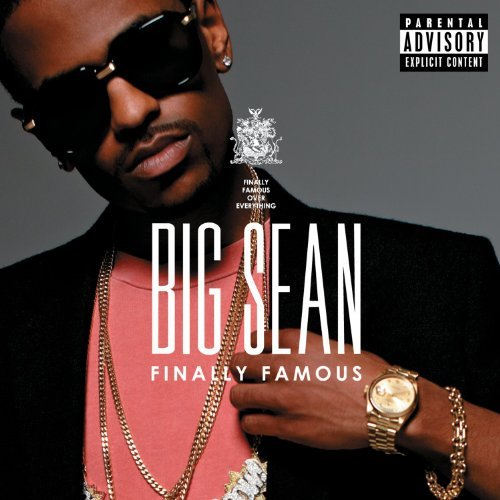 Big Sean Finally Famous The Album Explicit Version Deluxe Ed.