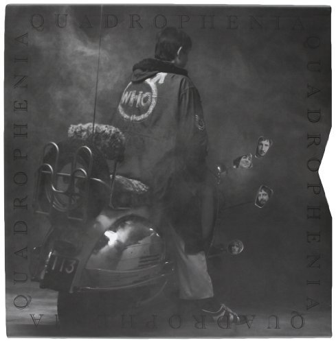 Who Quadrophenia Super Deluxe Directors Cut 4 CD DVD 7 Inch Single
