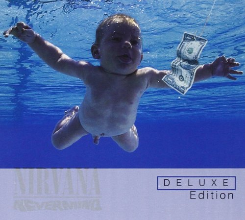 Nirvana Nevermind (remastered) Deluxe 2 CD Deluxe Ed.