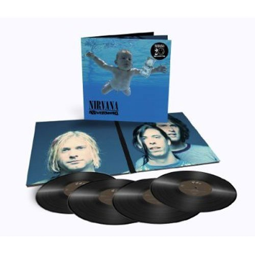 Nirvana Nevermind (4 Lp Deluxe Edition 4 Lp Deluxe Ed.