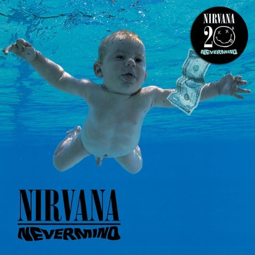 Nirvana Nevermind (remastered) Remastered
