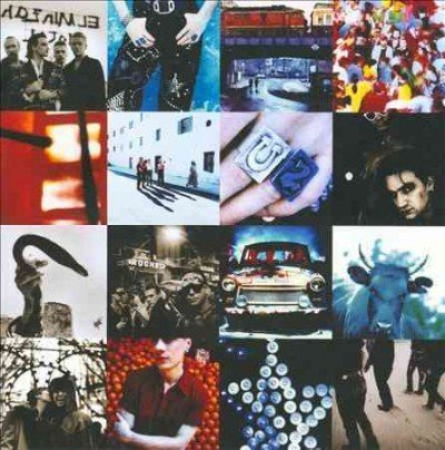 U2 Achtung Baby Remastered