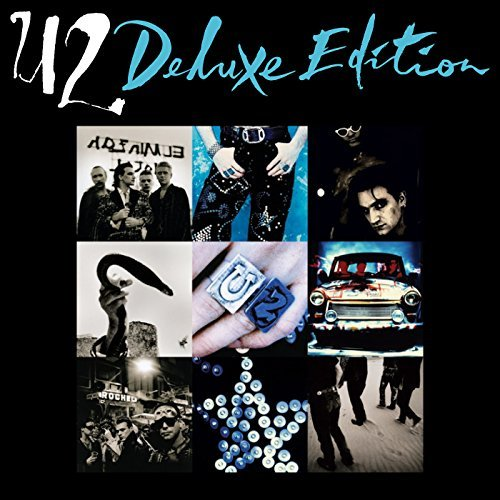 U2 Achtung Baby Deluxe Edition (2 2 CD Deluxe Ed.