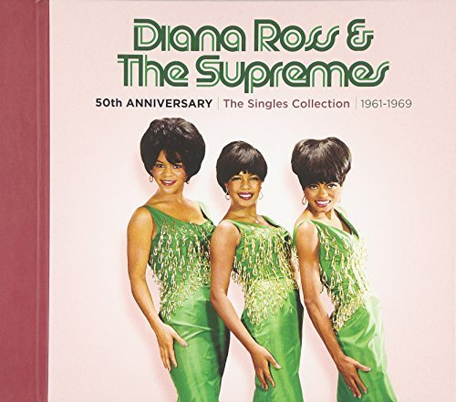Diana & The Supremes Ross 50th Anniversary Singles Coll 3 CD