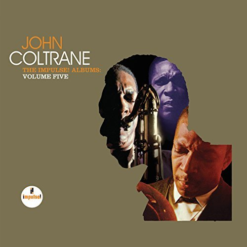 John Coltrane Vol. 5 Impulse! Albums 5 CD