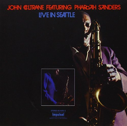 John Coltrane Live In Seattle
