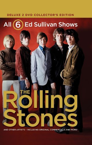 Rolling Stones 6 Ed Sullivan Shows Starring T 2 DVD