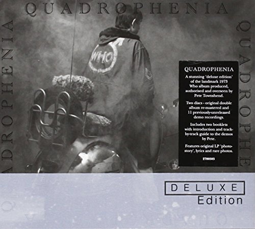Who Quadrophenia Deluxe Directors Cut 2 CD