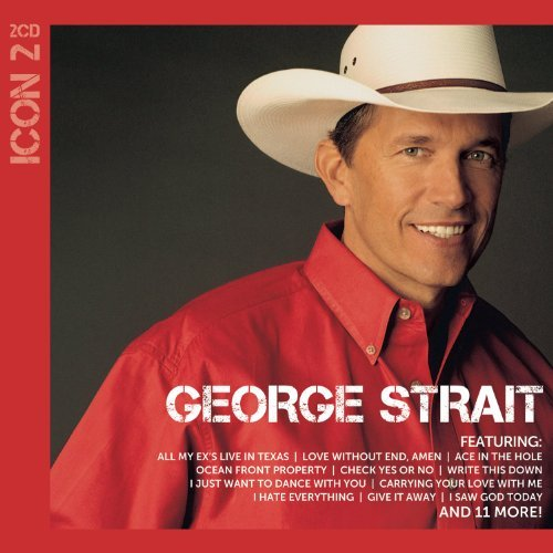 George Strait Icon 2 CD