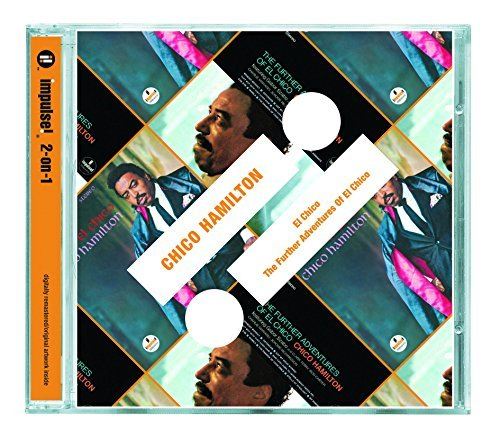 Chico Hamilton El Chico Further Adventures Of