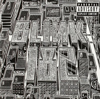 Blink 182 Neighborhoods Explicit Version Deluxe Ed.