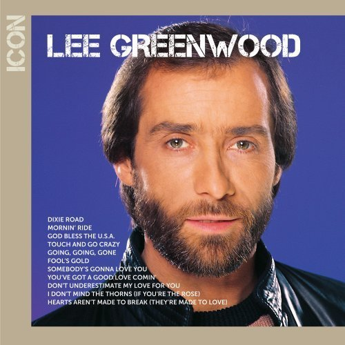Lee Greenwood Icon
