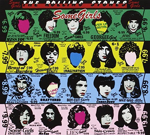 Rolling Stones Some Girls Deluxe Edition (2cd 2 CD Digipak Deluxe Ed.