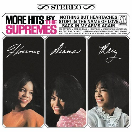 Supremes More Hits By The Supremes 2 CD Expanded Ed.