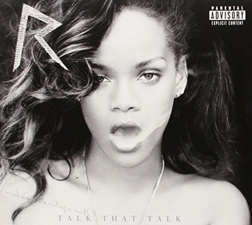 Rihanna Talk That Talk Explicit Version Deluxe Ed.