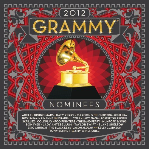 Grammy Nominees 2012 Grammy Nominees