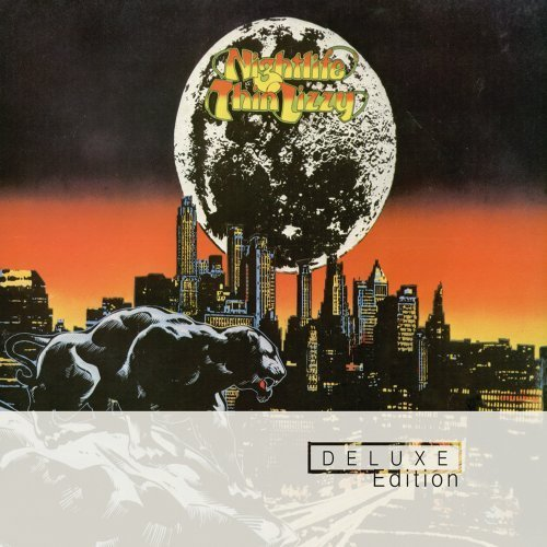 Thin Lizzy Nightlife Deluxe Edition Import Eu 2 CD Deluxe Ed.