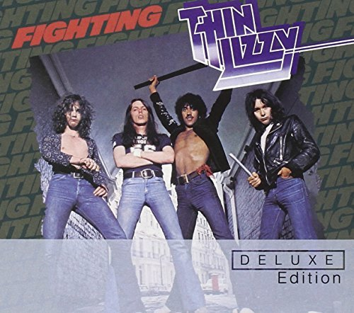 Thin Lizzy Fighting Deluxe Edition Import Eu 2 CD Deluxe Ed.
