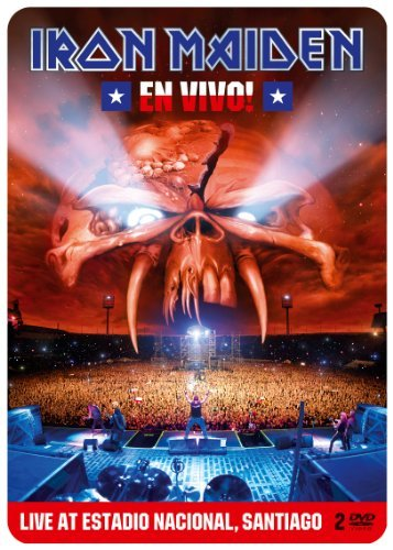 Iron Maiden En Vivo! Explicit Version Incl. Bonus DVD Lmtd Ed.