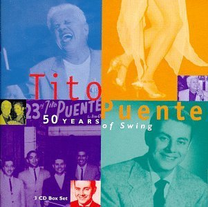 Tito Puente 50 Years Of Swing 3 CD Set