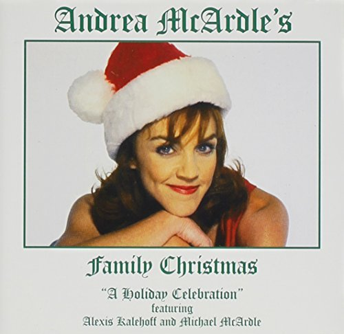 Andrea Mccardle Family Christmas