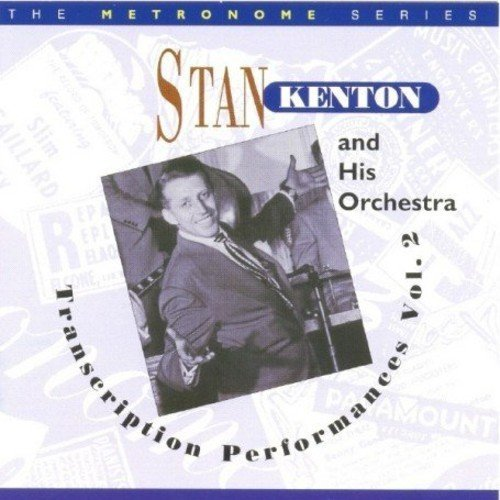 Stan Kenton Vol. 2 Transaction Performance