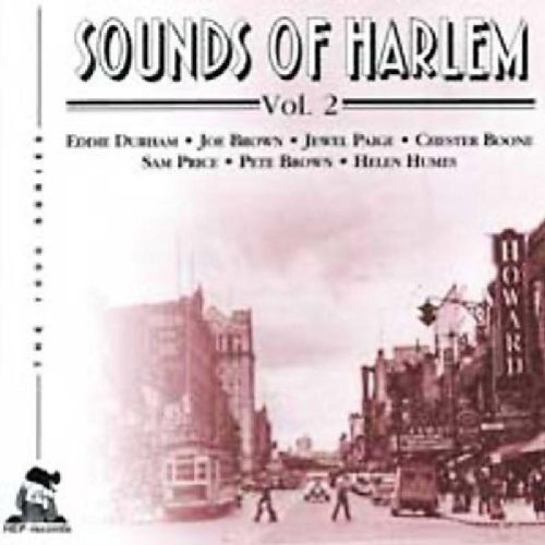 Durham Brown Paige Boone Vol. 2 Sounds Of Harlem