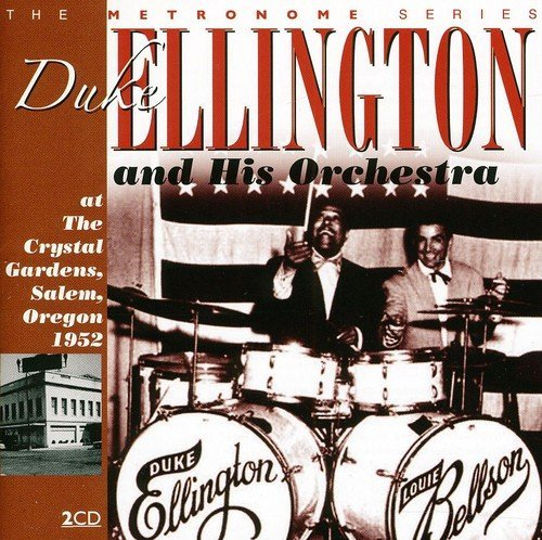.Duke & His Orchestr Ellington At The Crystal Gardens 1952 2 CD