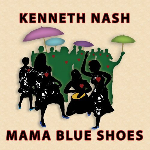 Kenneth Nash Mama Blue Shoes