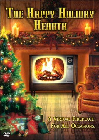 Happy Holiday Hearth Happy Holiday Hearth Clr Nr