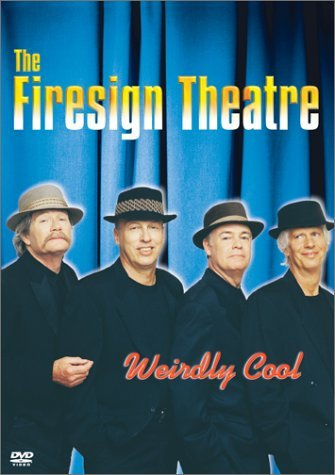 Weirdly Cool Firesign Theatre Clr Nr