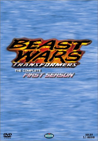 Beast Wars Transformers Season 1 Clr Nr 4 DVD Set