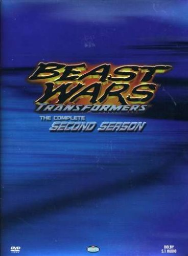 Beast Wars Transformers Complete Second Season Boxed S Clr Nr 2 DVD Set