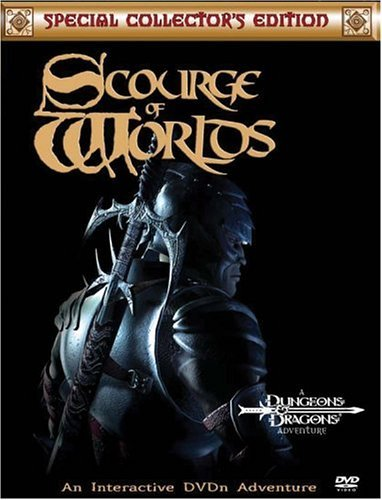 Scourge Of Worlds A Dungeons Scourge Of Worlds A Dungeons 2 DVD