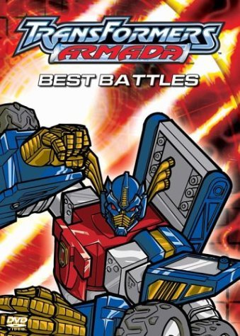 Transformers Armada Best Battles Clr Nr