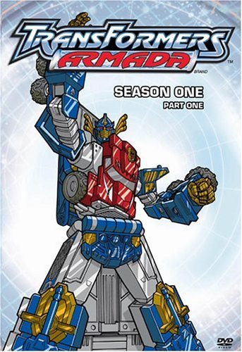 Transformers Armada Season One Part One Clr Nr 4 DVD